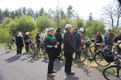 Fahrradtour zum Heimathaus Freren (1)